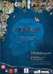 affiche week-end du fantastique 2019
